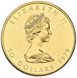 CANADA 50 Dollari 1979 1 ...