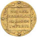 OLANDA Ducato 1828 - Fr. 331 AU (g 3,40) ...