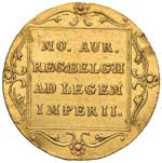 OLANDA Ducato 1849 - Fr. 344 AU (g 3,46) Da ...