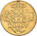 PORTOGALLO Jose (1750-1777) 4 Escudos 1753 - ...