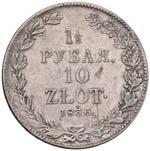 RUSSIA Nicola I (1825-1855) 10 Zlotych  1836 ...