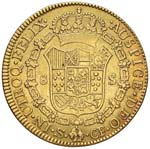SPAGNA Carlo III (1788-1808) 8 Escudos 1773 ...