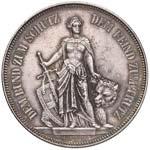 SVIZZERA Tiri federali - Berna 5 Franchi ...