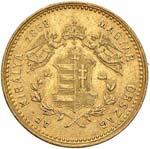 UNGHERIA Franz Joseph (1848-1916) Ducato ...