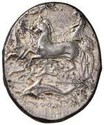 SICILIA Siracusa - Tetradramma (circa 410 ...