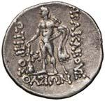 TRACIA Thasos - Tetradramma (dopo il 146 ...
