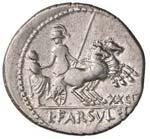 Farsuleia - L. Farsuleius Mensor - Denario ...