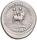 Fonteia - Mn. Fonteius C. f. - Denario (85 ...