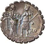 Fufia - Q. Fufius Calenus e Mucius Cordius - ...