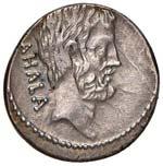 Junia - M. Junius Brutus - Denario (54 a.C.) ...