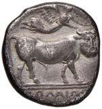 CAMPANIA Nola - Didramma (400-385 a.C.) ...