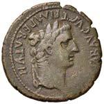 Tiberio (14-37) Asse ...