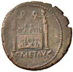 Tiberio (14-37) Asse (Lugdunum) Testa ...