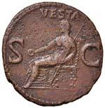 Caligola (37-41) Asse - Testa laureata a s. ...