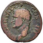 Agrippa (+ 12 a.C.) Asse ...