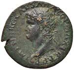 Nerone (54-68) Asse - ...