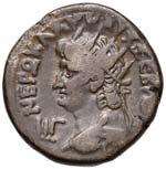 Nerone (54-68) Tetradramma di Alessandria - ...