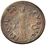 Vespasiano (69-79Dupondio - Testa radiata a ...