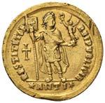 Valentiniano I (364-375) Solido (Antiochia) ...