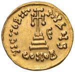Costante II (641-678) Solido - Busto ...