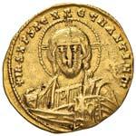 Costantino VII (913-959) Solido - Cristo di ...