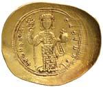 Costantino X (1059-1067) Iperpero - Cristo ...