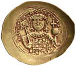 Michele VII (1071-1078) Iperpero - Busto di ...