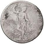 FIRENZE Francesco I (1574-1587) Piastra 1575 ...