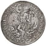 FIRENZE Francesco I (1574-1587) Piastra 1585 ...