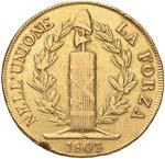 GENOVA Repubblica Ligure (1798-1805) 96 Lire ...