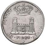 LIVORNO Cosimo III (1670-1723) Tollero 1708 ...