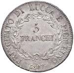 LUCCA Elisa e Felice Baciocchi (1805-1814) 5 ...