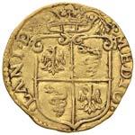 MILANO Filippo II (1556-1598) Doppia 1582 ...
