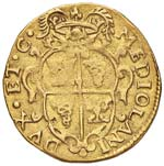 MILANO Filippo IV (1621-1665) Quadrupla – ...