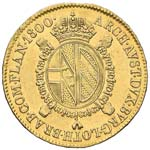 MILANO Francesco II (1792-1800) Sovrano 1800 ...