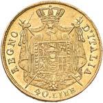 MILANO Napoleone (1805-1814) 40 Lire 1810 ...