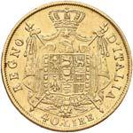 MILANO Napoleone (1805-1814) 40 Lire 1812 ...
