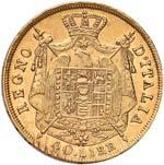 MILANO Napoleone (1805-1814) 40 Lire 1814 ...