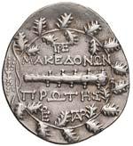 MACEDONIA Dominazione romana (dal 167 a.C.) ...