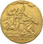 Carlo Emanuele III (1730-1773) Zecchino 1745 ...