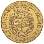 Carlo Emanuele III (1730-1773) Doppia 1756 - ...