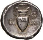 BEOZIA Tebe - Statere (circa 395-338 a.C.) - ...
