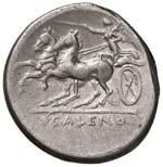 CAMPANIA Cales Didramma (circa 265-240 a.C.) ...
