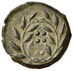 SICILIA Himera - AE (circa 287-278 a.C.) ...