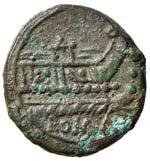 Anonime - Quadrante (211-209 a.C.) Testa di ...