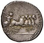 Anonime - Denario (86 a.C.) Testa di Apollo ...