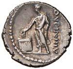 Cassia - L. Cassius Longinus - Denario (63 ...