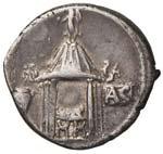 Cassia - Q. Cassius Longinus - Denario (55 ...
