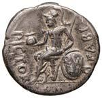 Fabia - Numilius Fabius Pictor - Denario ...