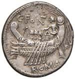 Fonteia - Man. Fonteius - Denario (114-113 ...